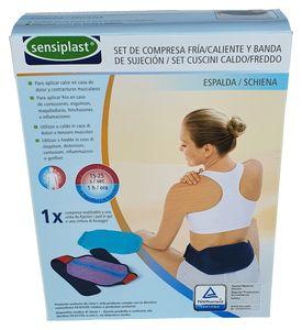 Sensiplast Kühlkissen Wärmekissen Wärme Kältekompresse Rücken Rückenbandage