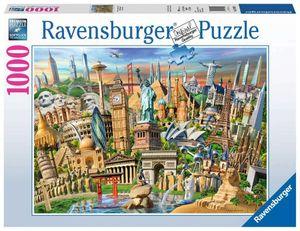Sehenswürdigkeiten weltweit Ravensburger 19890