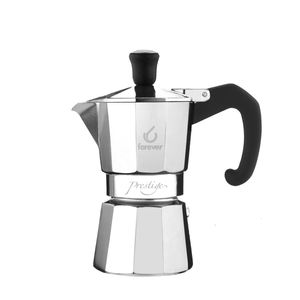 Forever Espressokocher Miss Moka Prestige 1 Tasse