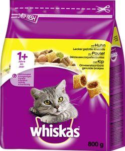 Whiskas Trocken 1+ mit Huhn (800 g)
