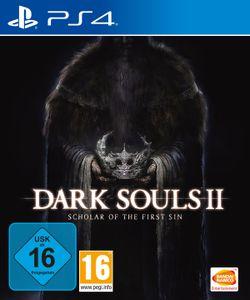 Dark Souls 2 - Scholar of the First Sin - Konsole PS4