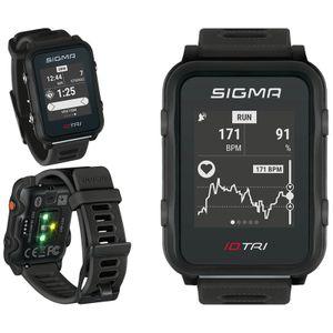 Sigma Sport Sportuhr Id.tri Black Basic