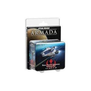 FFGD4306 - Sternenjäger-Staffeln der Rebellenallianz - Star Wars Armada, ab 14 Jahren (Erweiterung, DE-Ausgabe)