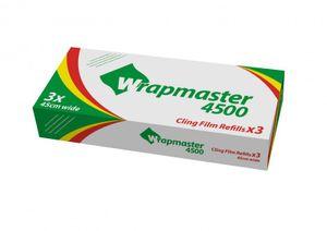 Wrapmaster 4500 Frischhaltefolie für den täglichen Gebrauch 31C46