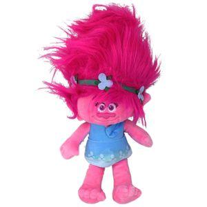 Trolls Poppy Kuscheltier pink 40cm Stofftier Teddy Plüschfigur Puppe