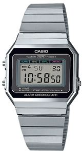 Casio Collection Vintage Armbanduhr A700WE-1AEF