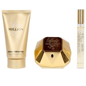 Paco Rabanne Lady Million Eau De Parfum Spray 50ml Set 3 Pieces 2019