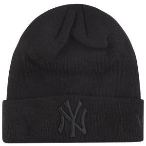 New Era Wintermütze Beanie - CUFF New York Yankees schwarz
