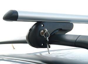 VDP Premium Alu Dachträger universal Relingträger 135 cm bis 90 kg