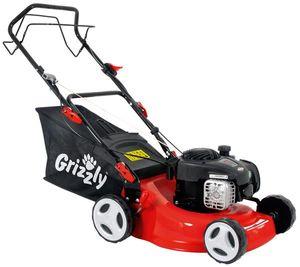 Benzin Rasenmäher Grizzly BRM 42 125 BSA mit B&S Motor 1,82kW SB 42cm