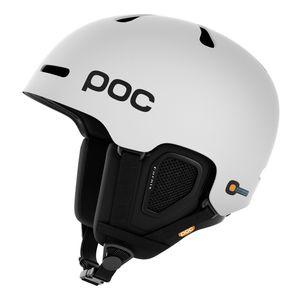 POC Fornix Skihelm Damen und Herren Snowboardhelm  , Farbe:matt white, Größe:Gr. XL/XXL (59-62 cm)