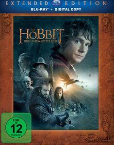 Der Hobbit - Extended Edition (3 Discs)