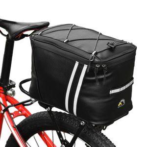 Wasserfeste Fahrradtasche mit Waermedaemmfach Fahrradtasche Fahrradkoffer
