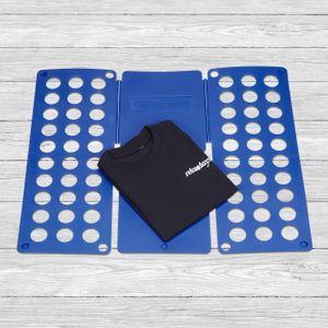 relaxdays 2er Set Faltbrett Wäschefalter für Kleidung Hemdenfalter Falthilfe T-Shirt