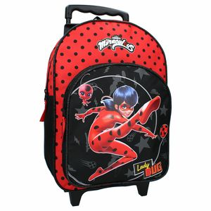 Miraculous Ladybug Trolley Rucksäcke Trolley rucksack Miraculous Super Heroez