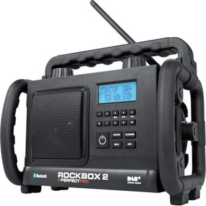 Perfectpro Baustellenradio RockBox 2RB2BT