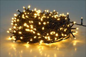 Weihnachts Lichterkette 80 LED - warmweiß