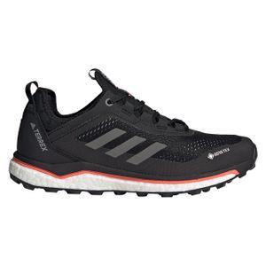 adidas Damen Laufschuhe Terrex Agravic Flow GTX Schwarz 38