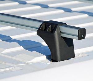kompatibel mit VW T6 ab 2015 Dachträger VDP XL Pro200 Alu 2 Stangen Lastenträger