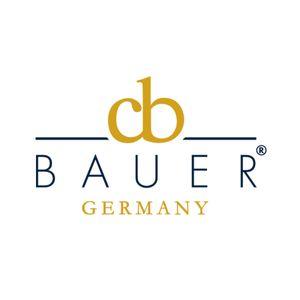 Curt Bauer Tischwäsche Damast Tischwäsche Tischtuch ca. 130 x 170 cm 3400-0000 Atlas weiß