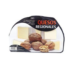 Ruwisch & Zuck Spanische Käseplatte, 5 Sorten 235g