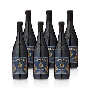 Doppio Passo Primitivo Salento IGT 2019, Paket mit:6 Flaschen