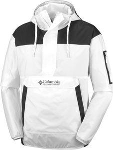 Columbia Challenger Windbreaker Jacke Herren white/black Größe XL