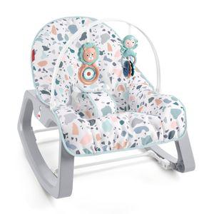 Fisher-Price Baby Schaukelsitz, Wiegefunktion für Babys, Schaukel-Sitz für Kleinkinder