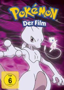 Pokemon - Der Film (DVD) Min: 74DD5.1WS - Polyband & Toppic  - (DVD Video / Sonstige / unsortiert)