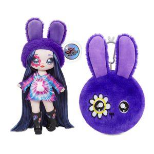 MGA Entertainment 571773E7C Na! Na! Na! Surprise 2-in-1 Pom Doll Series 4 - Melanie Mod