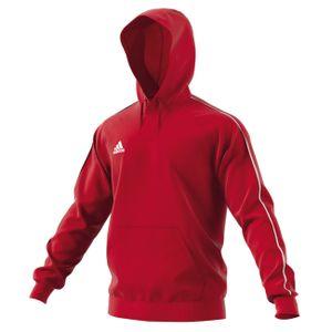 adidas Kapuzenpullover Herren , Größe:L, Farbe:Rot