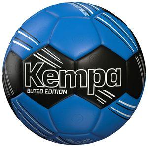 Kempa Handball BUTEO Edition Size 3 Spielball 200189801 Blau, Farbe:Blau