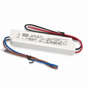 Mean Well LPH-18-12 SNT  12V/DC/0-1,5A/ 18W
