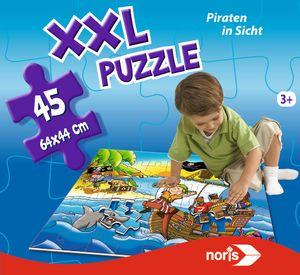 Noris Spiele XXL Puzzle Piraten in Sicht; 606034960