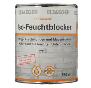 Jaeger 127 Kronen Iso-Feuchtblocker 0,75L weiss