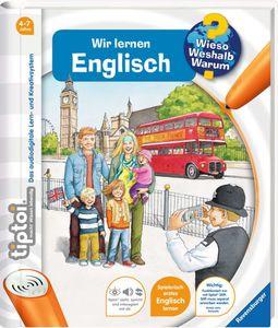 Ravensburger 005857 tiptoi Wir lernen Englisch