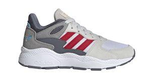 Adidas Crazychaos J Jungen Sneaker in Grau, Größe 5