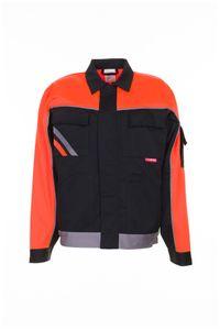 Größe 70 Herren Planam Visline V1 Bundjacke schwarz orange zink Modell 2411