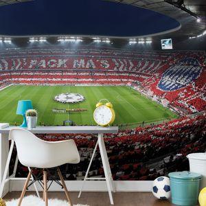 A.S. Création Vlies Fototapete Fußball FCB Stadion Choreo DD119009 Designwall
