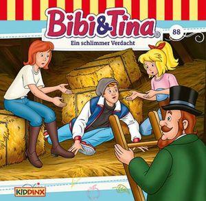 Bibi und Tina - Ein schlimmer Verdacht (88)