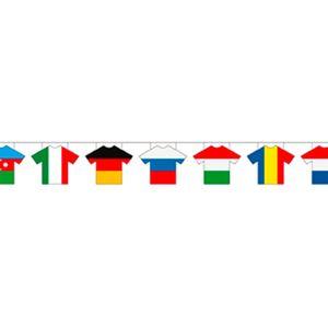 Trikotgirlande EM 2020/2021