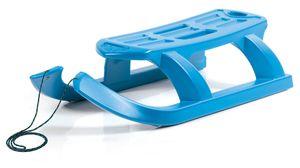 Prosperplast Kinderschlitten Isbarow Rodelschlitten Rennschlitten Schlitten , Farbe:blau