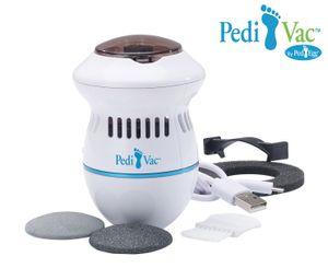 PediVac - Hornhautentferner mit Saugfunktion