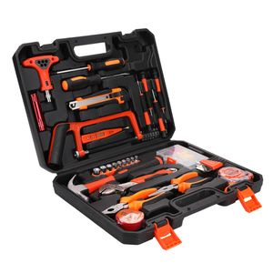149tlg Werkzeugkoffer mit Werkzeug Set Werkzeugkasten Werkzeugkiste Klauenhammer