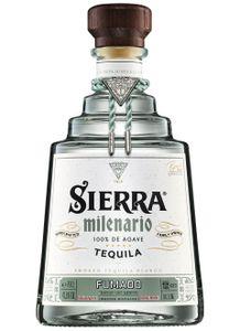 Sierra Milenario Fumado Tequila 0,7 L