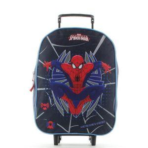 Vadobag Rucksack Trolley Kinderkoffer Spiderman
