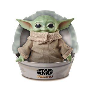 """Star Wars """"The Child"""" Plüschfigur, ca. 28 cm große Kuschelfigur der Yoda Spezies aus The Mandalorian"""
