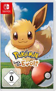 Pokémon - Let´s Go Evoli [Nintendo Switch]