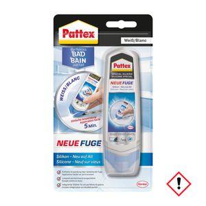 Pattex Neue Fuge weiss Keine Werkzeuge noetig Geruchsneutral 100ml