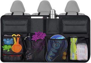 Kofferraum Organizer Auto, Auto Aufbewahrungstasche, Kofferraumtasche Auto, Wasserdichten Taschen Auto mit Starkes elastisches, Zauberstabstruktur für SUV